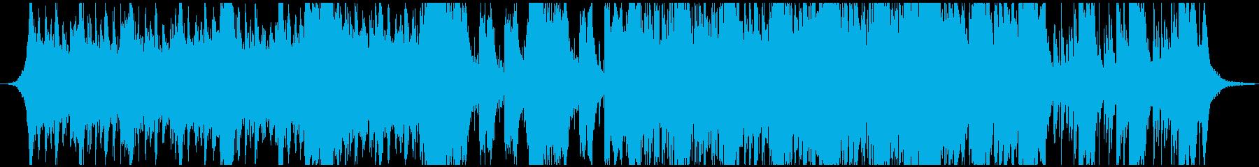 モダン 交響曲 室内楽 バトル 焦...の再生済みの波形