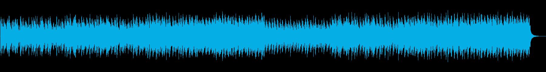 ファンタジー風の導入、イントロダクションの再生済みの波形