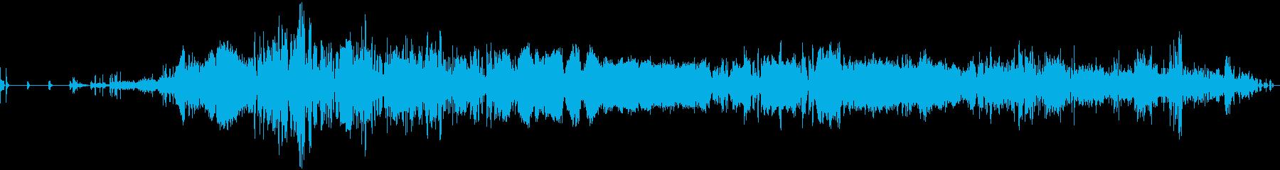ESPRESSO MACHINE、...の再生済みの波形