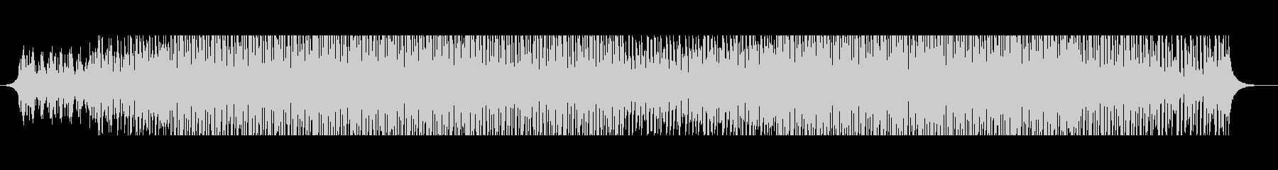 トロピカルサマーポップの未再生の波形