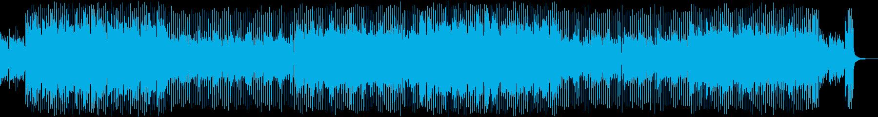 アコギ ・かっこいい・クール・ゲームの再生済みの波形