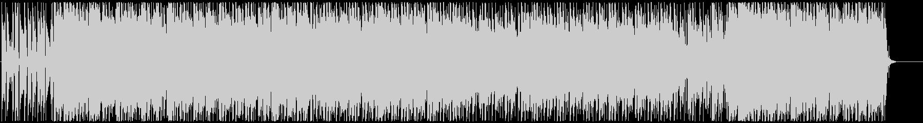 ノリノリキーボーディストインストの未再生の波形