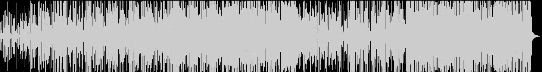 Funky Motionの未再生の波形