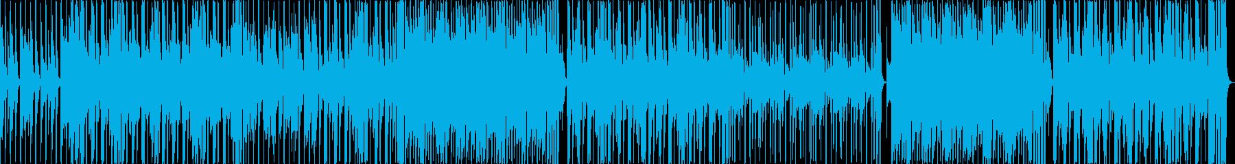 ファンキー アクション 技術的な ...の再生済みの波形