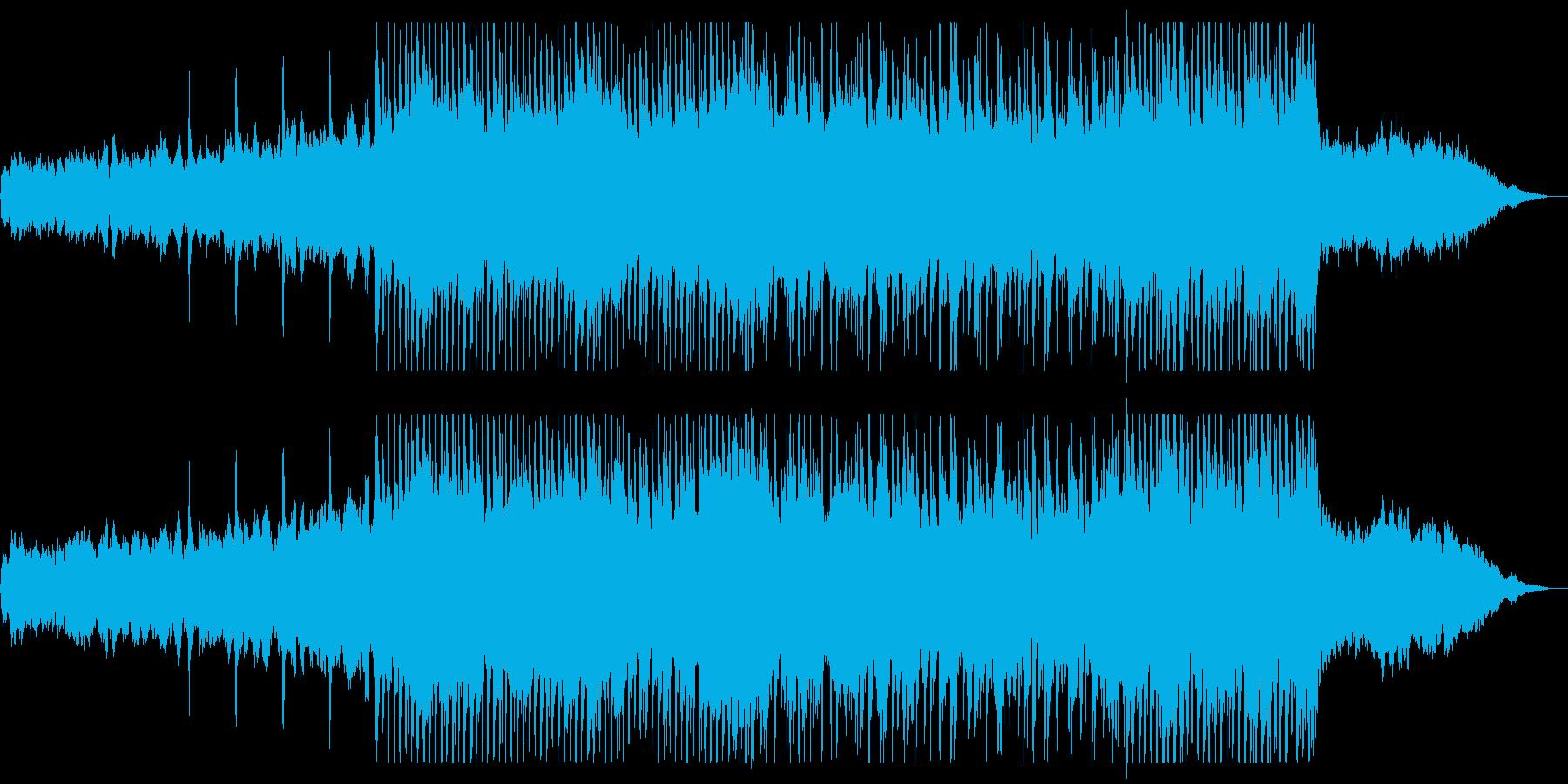壮大で一体感のあるオーケストラサウンドの再生済みの波形