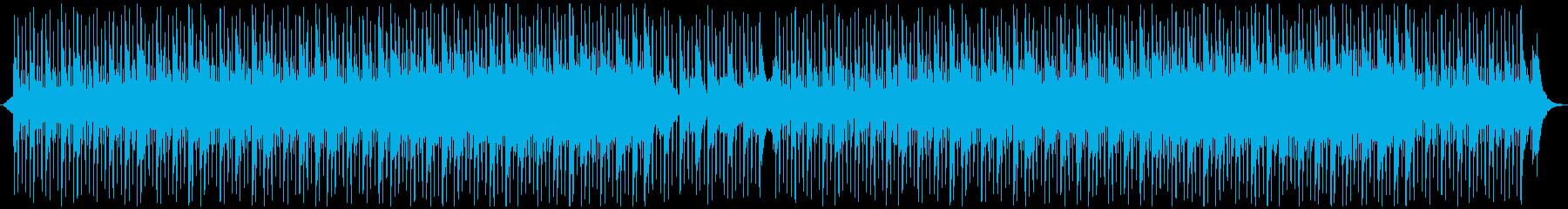 企業・ポジティブ・前向き・爽快・青空の再生済みの波形