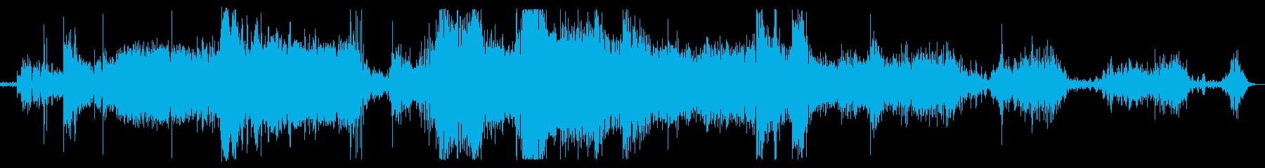 ロボットエイリアンモーフィング、メ...の再生済みの波形