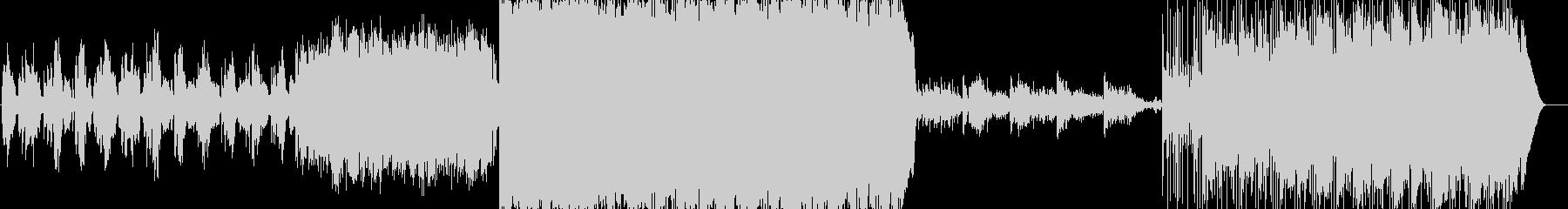 roam in octaveの未再生の波形