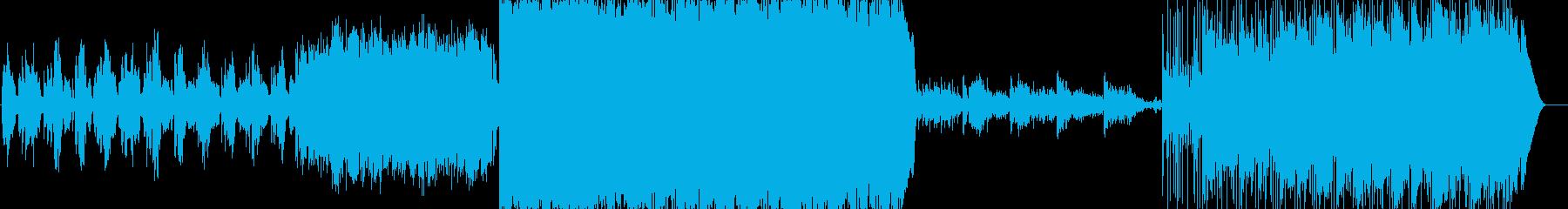 roam in octaveの再生済みの波形