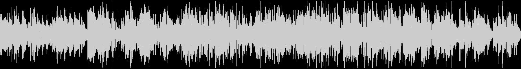 ゆったりジャズサックス ※ループ仕様版の未再生の波形