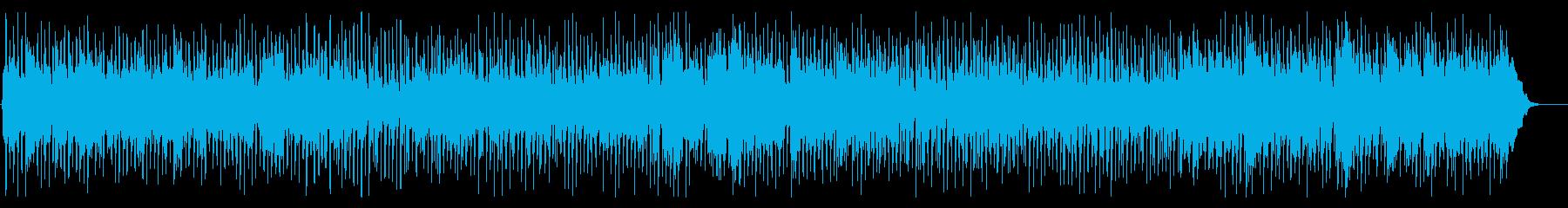 フルートピアノが爽やかでウキウキする作品の再生済みの波形