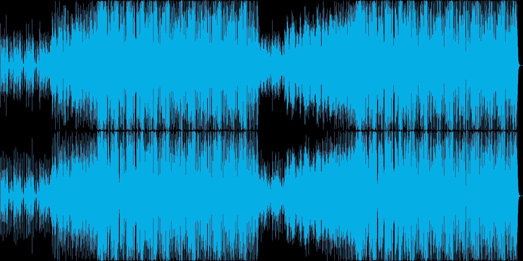 ダブステップ 実験的 積極的 焦り...の再生済みの波形