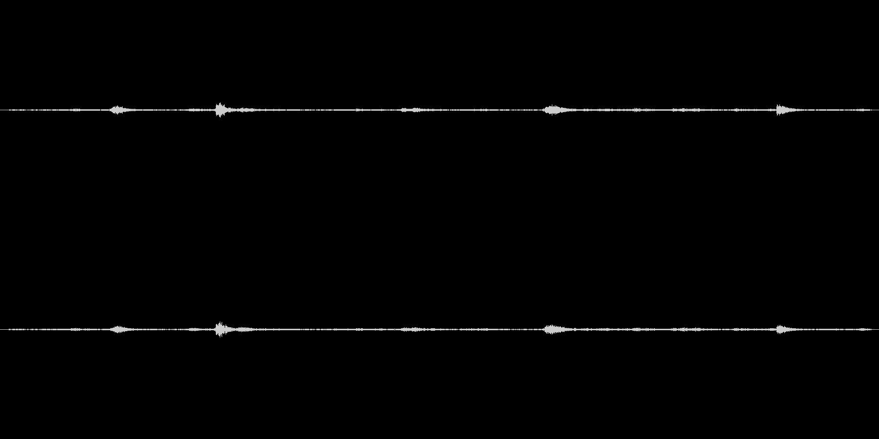 【生音】キッチン・食器・ガラス - 8の未再生の波形