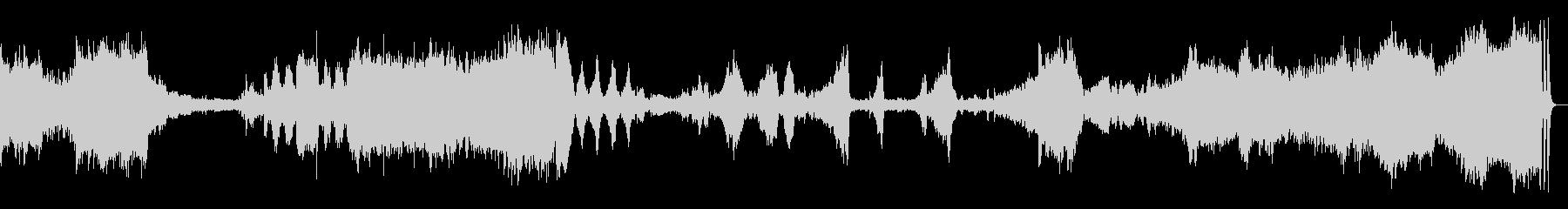 マイスタージンガー前奏曲 | ワーグナーの未再生の波形