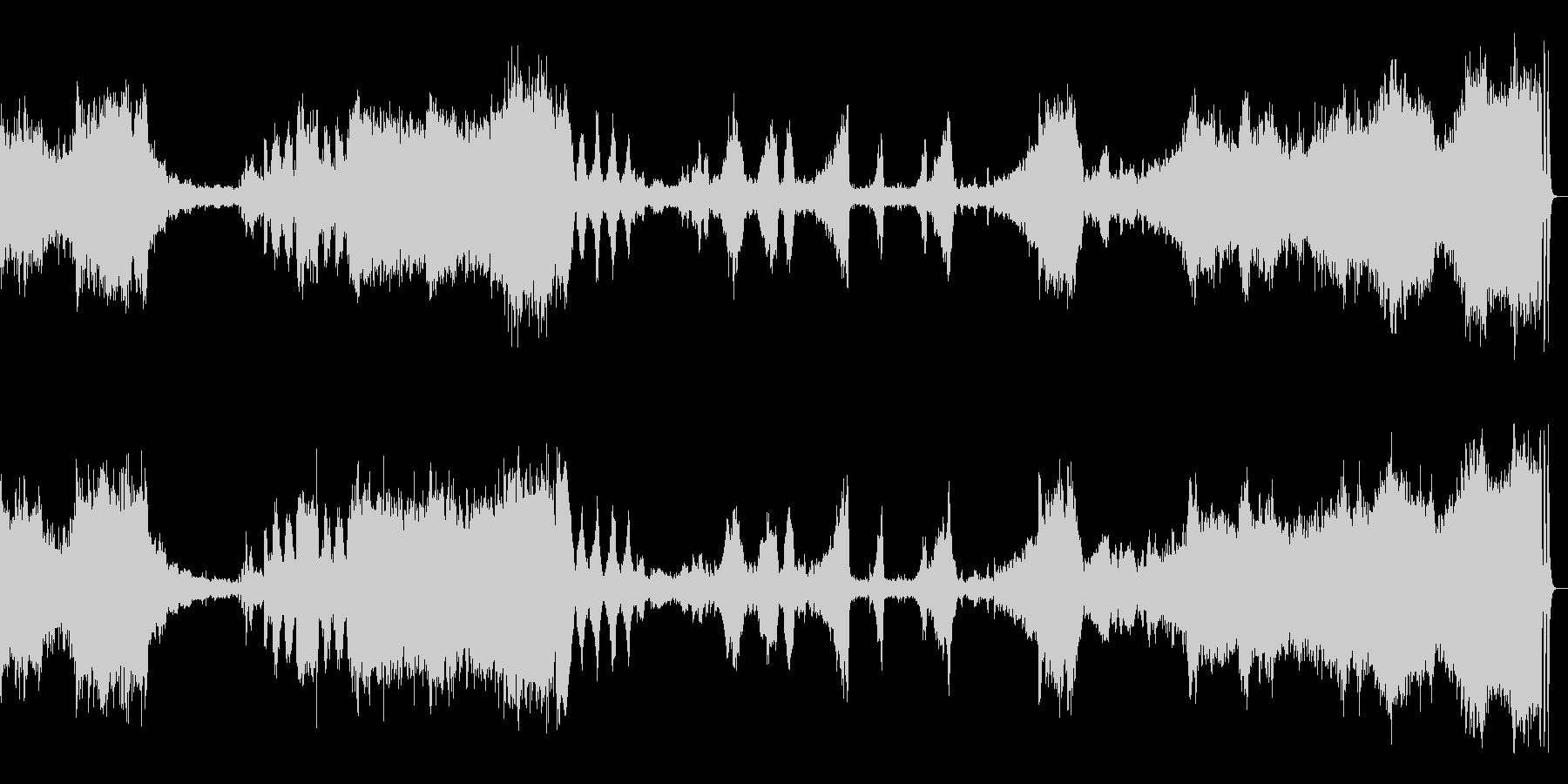 マイスタージンガー前奏曲   ワーグナーの未再生の波形