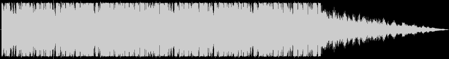 実験的な テクノロジー 暗い ホラ...の未再生の波形