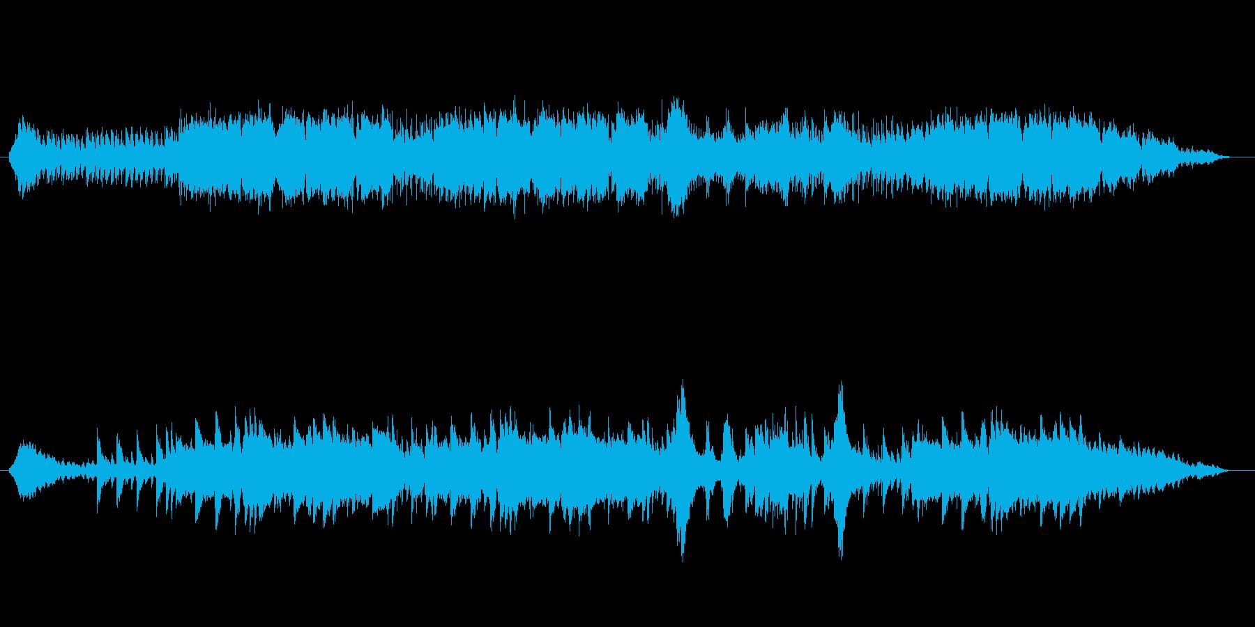 沖縄民謡/谷茶前ゆったりアレンジの再生済みの波形