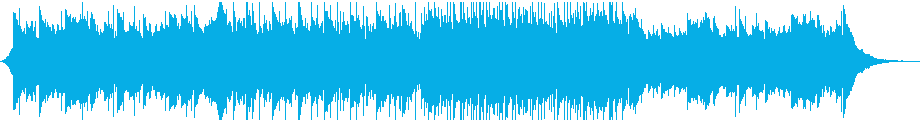 ポップ テクノ コーポレート アク...の再生済みの波形