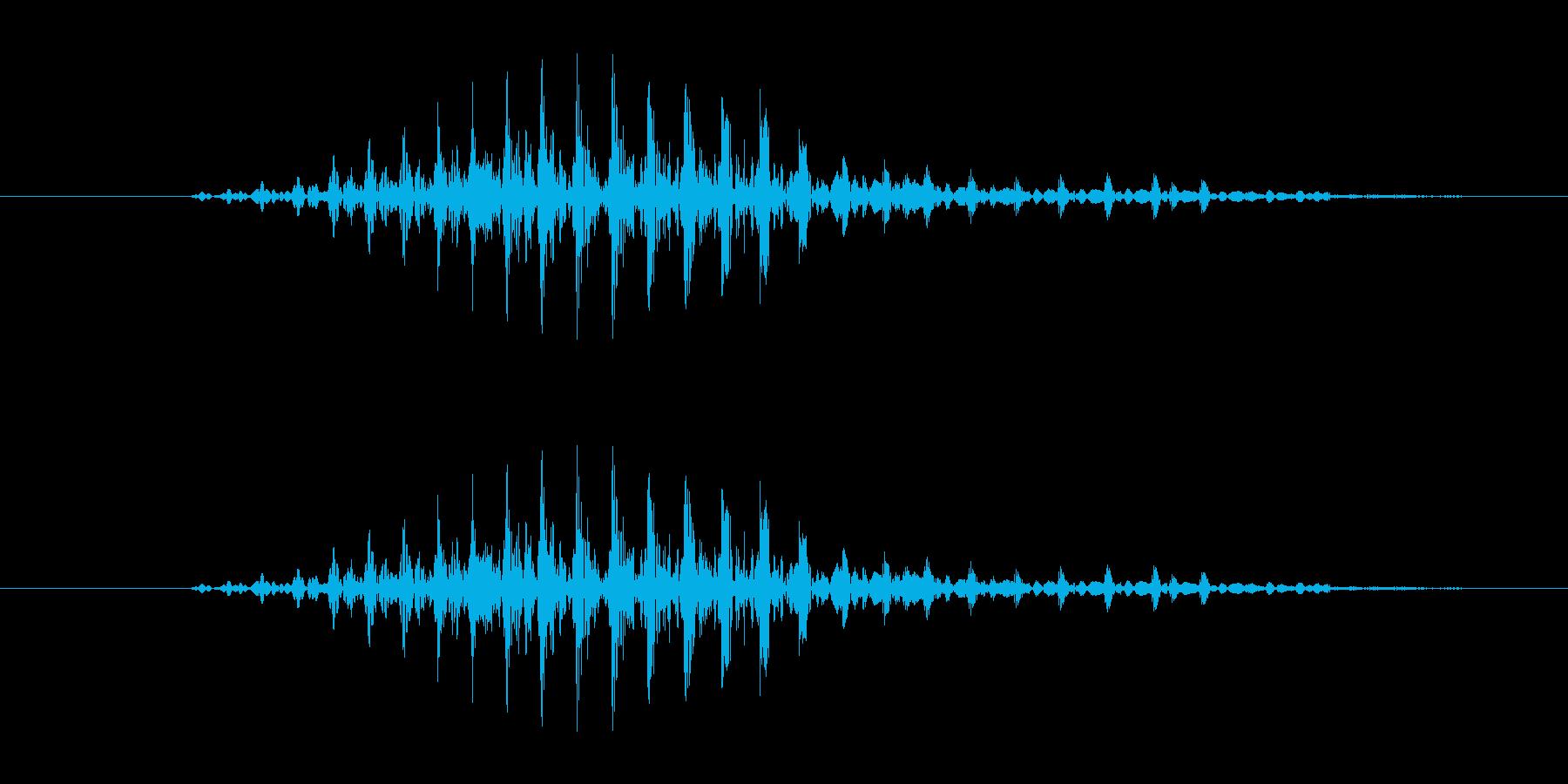 1 (One, 英語、米国男性声優:J…の再生済みの波形