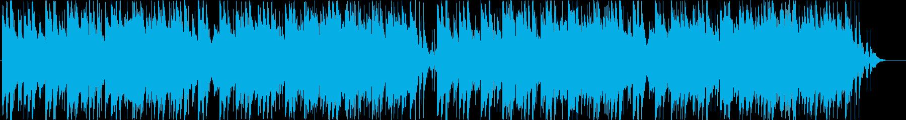 琴メインの哀しいの雰囲気の曲ですの再生済みの波形