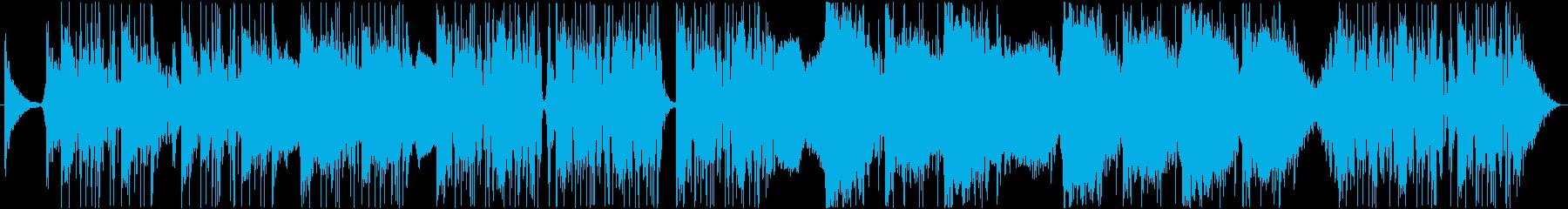ポップ テクノ 現代的 交響曲 エ...の再生済みの波形