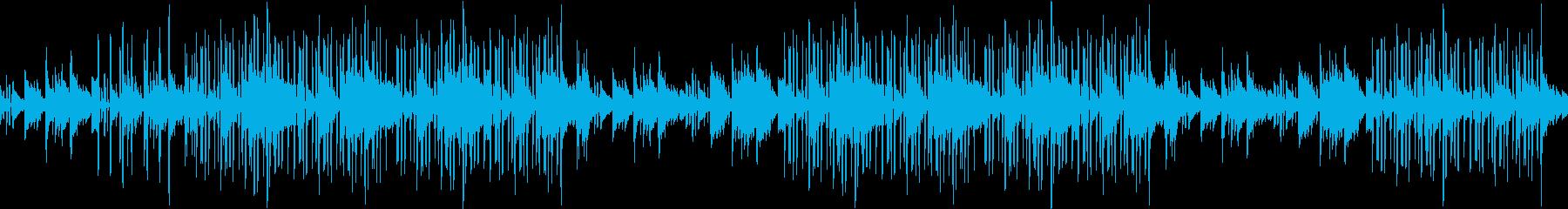 センチメンタル・別れ・ピアノ【ループ】の再生済みの波形