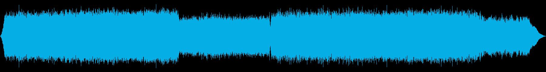 重いフィードバック歪み通信干渉の再生済みの波形