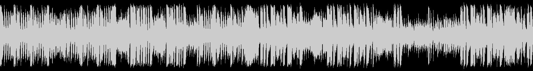 豪華ノリノリなジャズビッグバンド(ループの未再生の波形