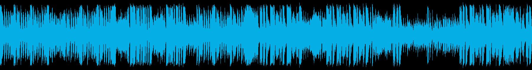 豪華ノリノリなジャズビッグバンド(ループの再生済みの波形
