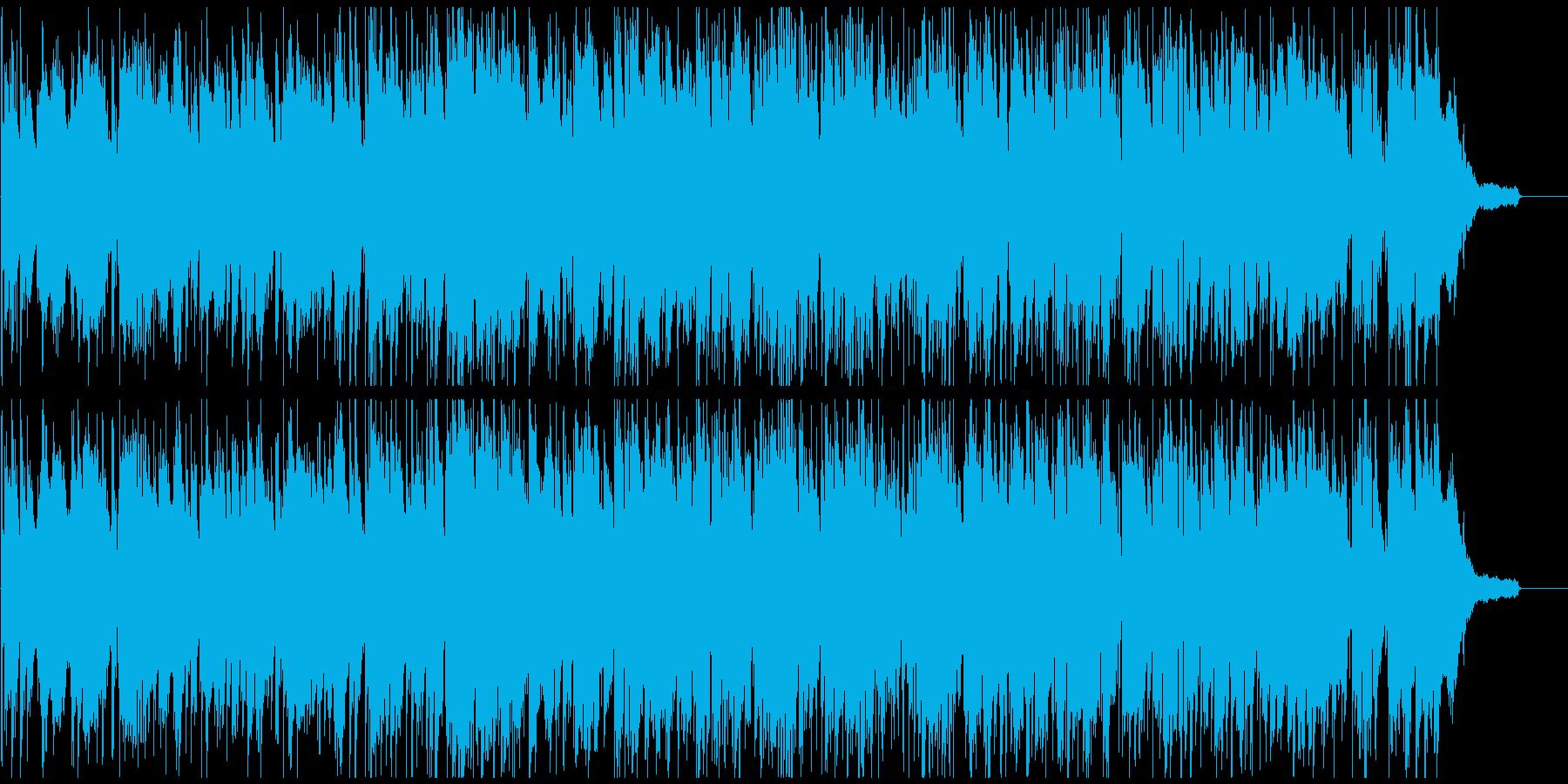おめでとうクリスマス/ジャズSax生演奏の再生済みの波形