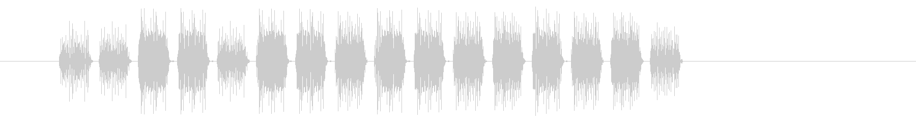 NES RPG A12-2(エンカウントの未再生の波形