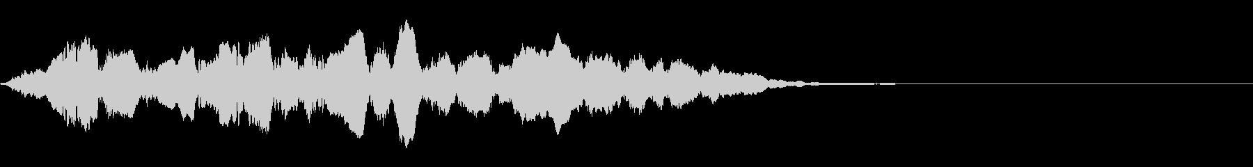 バイオリンのフレーズ08【悲しみ/憂い】の未再生の波形