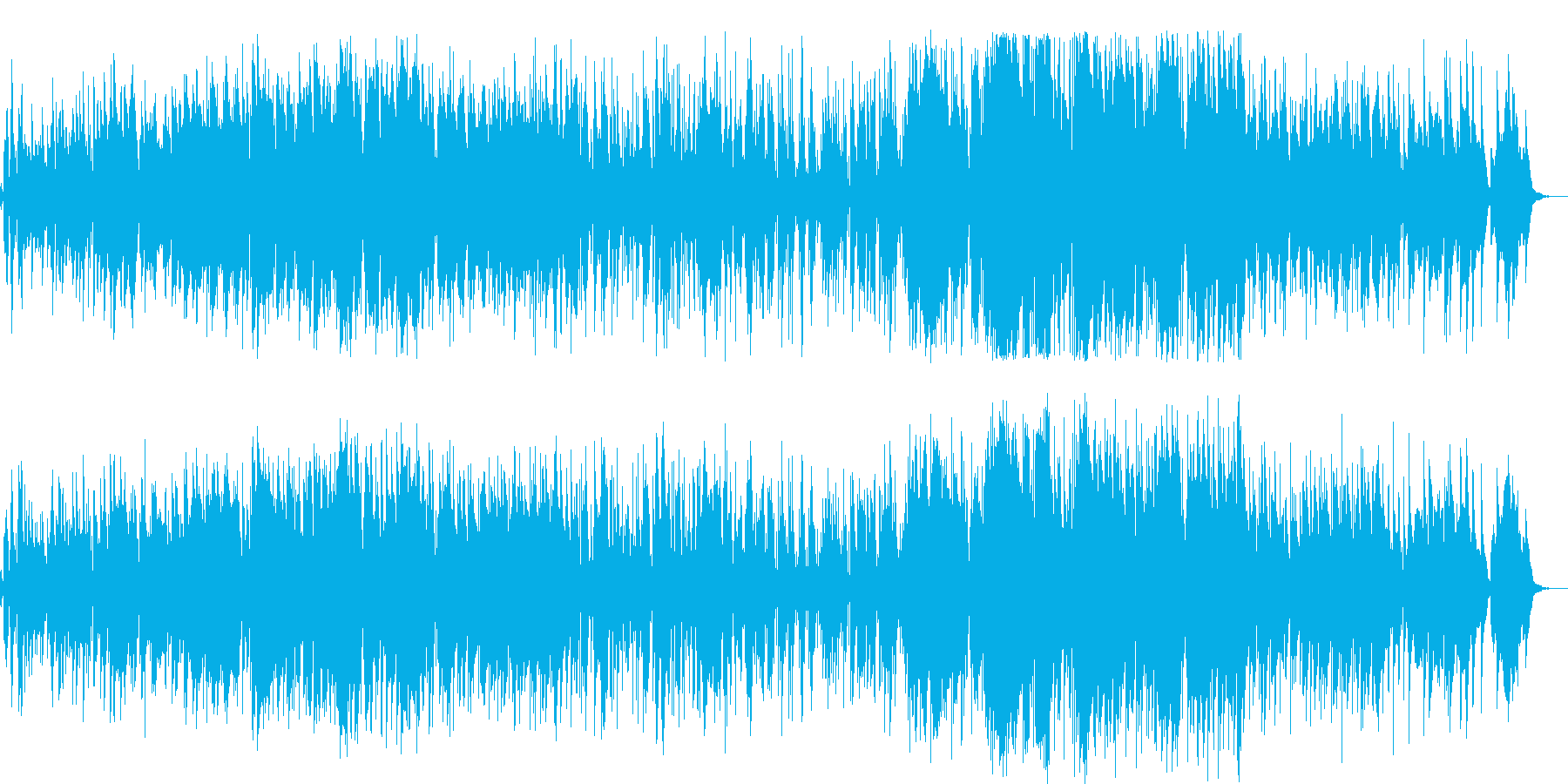 生演奏高音質の切なく美しいバラードの再生済みの波形