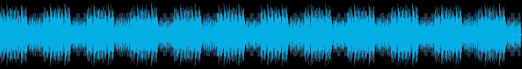 ほのぼの 日常系 配信 の再生済みの波形