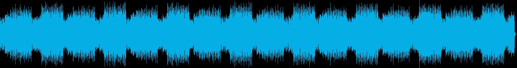ヒップホップ、トラップ、おしゃれ、暗いの再生済みの波形