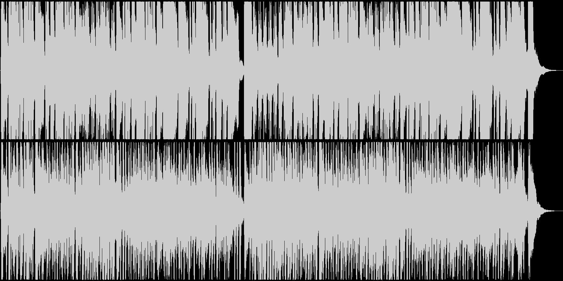 ポップで陽気なトロンボーン'sの未再生の波形