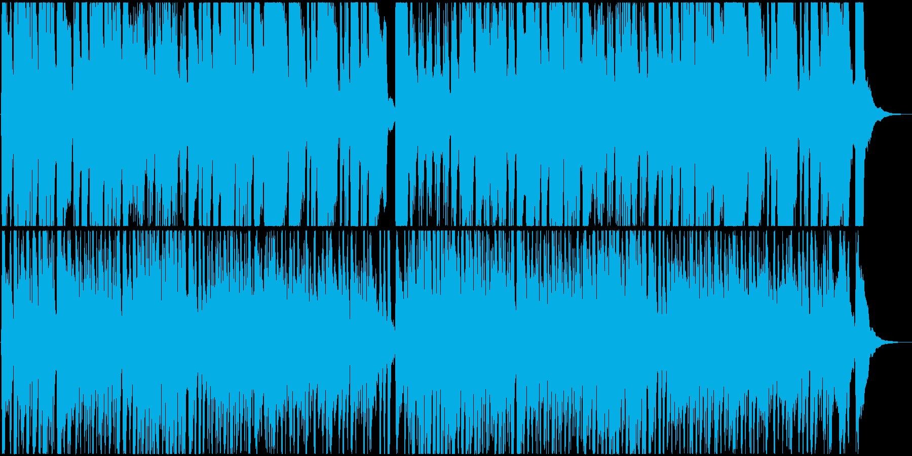 ポップで陽気なトロンボーン'sの再生済みの波形