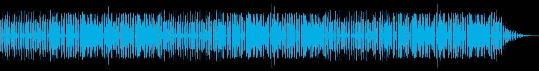 NES RPG B07-1(フィールド1の再生済みの波形