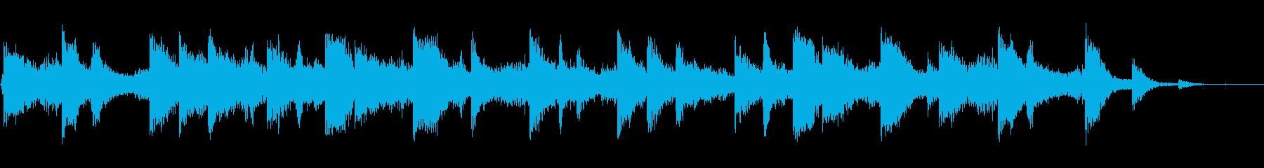 ドリームパルベライザー、マシン、ロ...の再生済みの波形