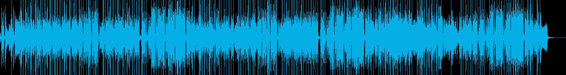 ブラス・バーのムードに合う軽快なジャズの再生済みの波形