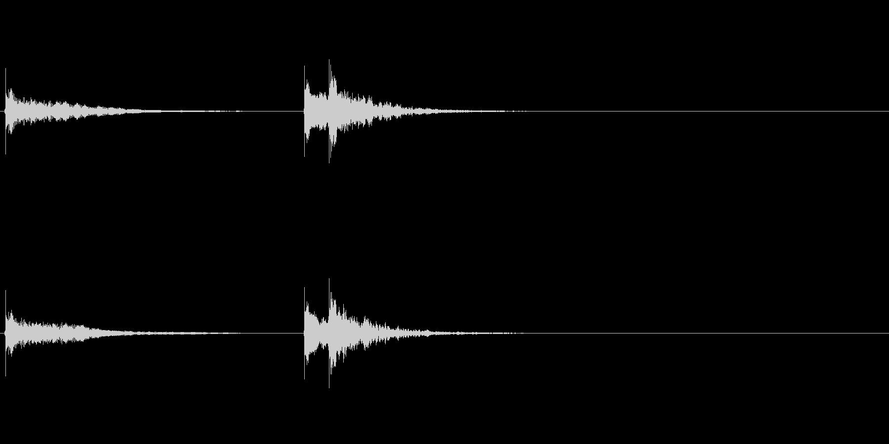 生演奏 琵琶 和風 古典風 残響有#5の未再生の波形