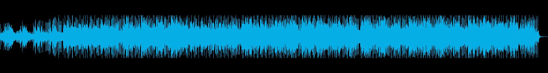世界を愁うような切なくlo-fiなBGMの再生済みの波形