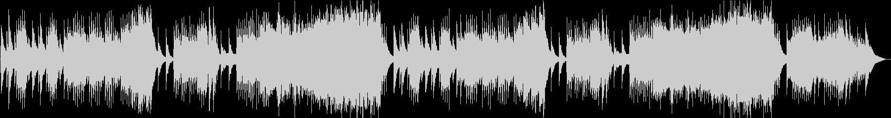 アイネクライネ オルゴールオーケストラの未再生の波形