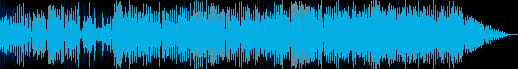 SOTranceのDefault版の再生済みの波形