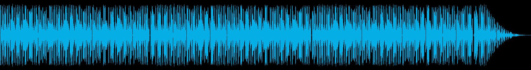 NES スポーツ A02-1(ステージ)の再生済みの波形