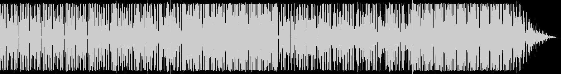 ビートの強いヒップホップ_No445の未再生の波形