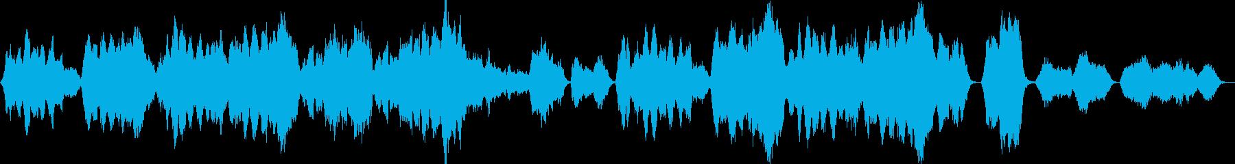 アンダンテ・カンタービレの再生済みの波形