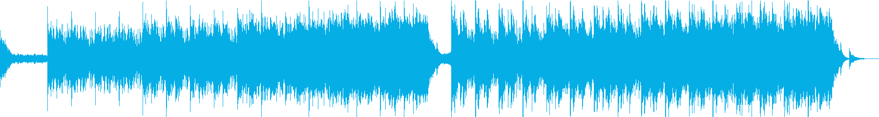 クラシック 交響曲 アンビエント ...の再生済みの波形