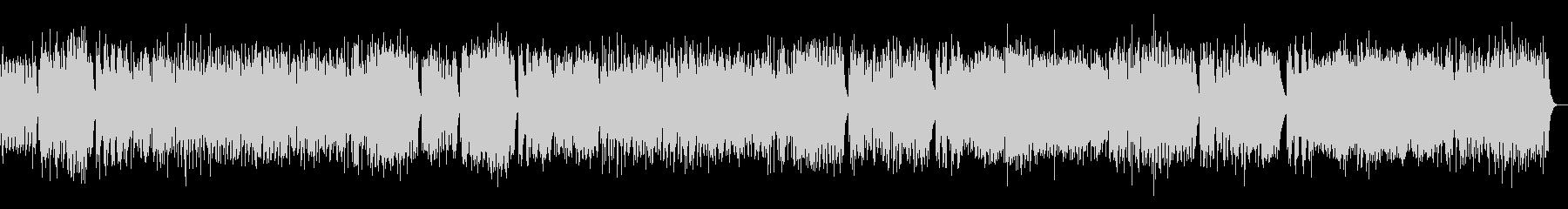 華やかなチェンバロ スカルラッティの未再生の波形