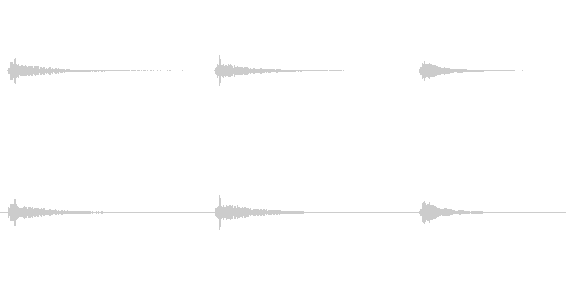 素材 ウエスタンギターコードフルメ...の未再生の波形